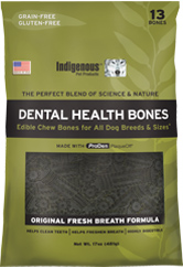 Indigenous Pet Treats Lamb Bones 13ct