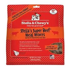 Stella & Chewy's Meal Mixers Beef 3.5oz