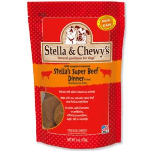 Stella & Chewy's Freeze-Dried Beef 15oz