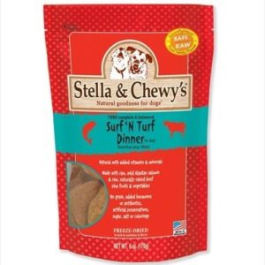 Stella & Chewy's Freeze-Dried Surf 'N Turf 15oz