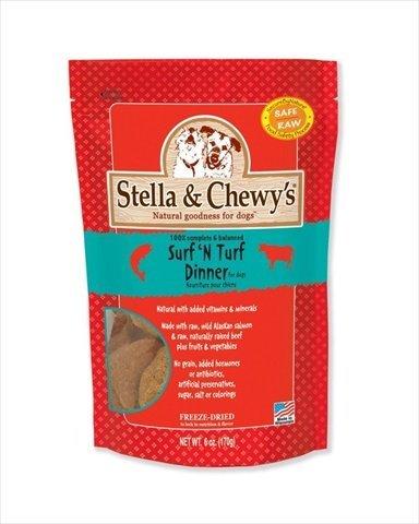 Stella & Chewy's Freeze-Dried Surf 'N Turf 15oz